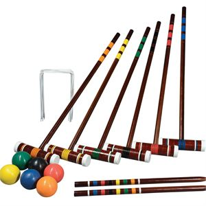 Intermediate Croquet Set
