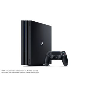 Playstation 4 PRO, 1TB 1 Game Bundle