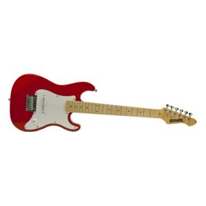 3/4 Rockwood Electric Guitar Red