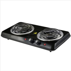 6'' Electric Double Hot Plate