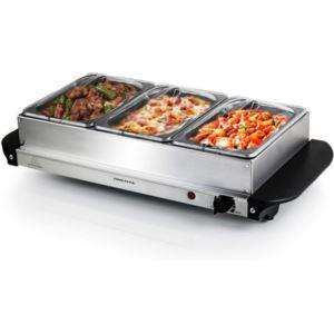 3 Pan Electric Food Buffet and Warmer