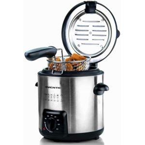 .9 Liter Deep Fryer - Stainless Steel