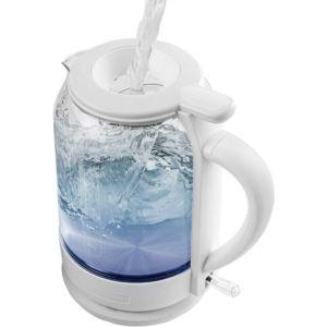 1.5 LT ProntoFil Electric Glass Kettle - White