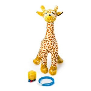 Bubby Air Stuffed Plush Adorable 32 Inch Giraffe