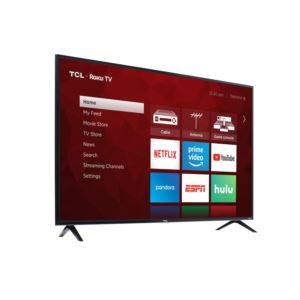 "65"" Roku Smart 4K UHDTV"