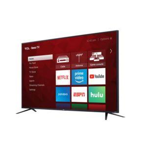 "50"" Roku Smart 4K UHDTV"