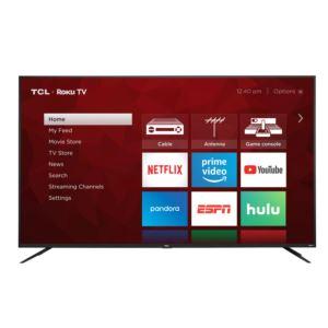 "55"" Roku Smart 4K UHDTV"