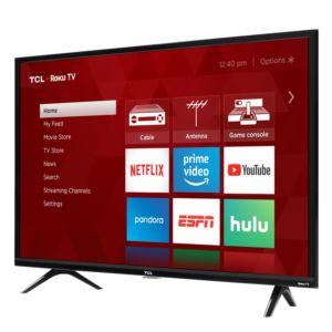 """49"""" Roku Smart Full HDTV"""