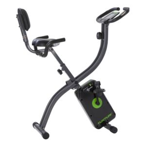 B25 Cardio Fit X-Bike Exercise Bike w/ Backrest