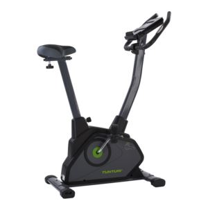 E35 Cardio Fit Upright Exercise Bike w/ Ergometer