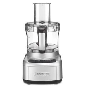Elemental 8-Cup Food Processor-Silver