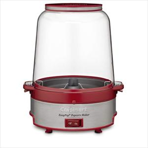EasyPop Popcorn Maker-Red