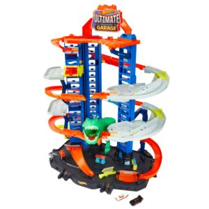 Hot Wheels City Ultimate Garage Playset Ages 5+ Years