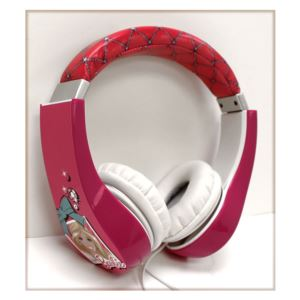 Barbie Kid Friendly Volume Limiting Headphones Ages 3-9 Years