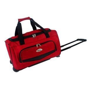 Bob Mackie Wheeling Duffle Bag