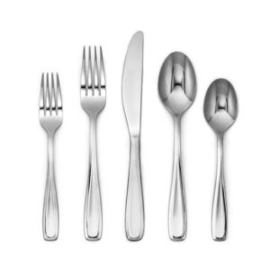 Waylen Sand 20pc Flatware Set for 4