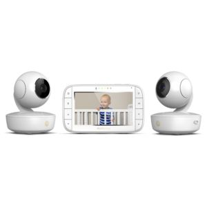 "5"" Portable Video Baby Monitor 2 Pack"