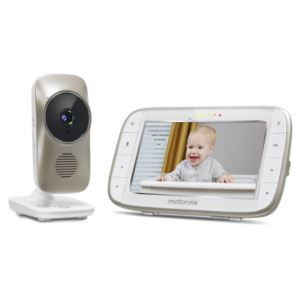 "5"" Video Baby Monitor w/ Wi-Fi"