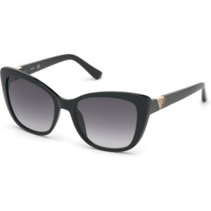Women's Sunglasses - Shiny Black