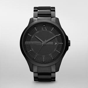 Dress Black Dial, Black Watch