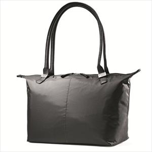 Jordyn Ladies Computer Tote--Black
