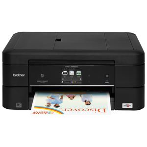 Work Smart Color Inkjet All-In-One