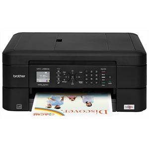 Compact & Easy to Connect Inkjet All-in-One Printer
