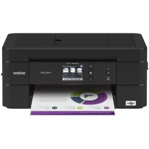 Work Smart Compact ColorInkjet All-in-One