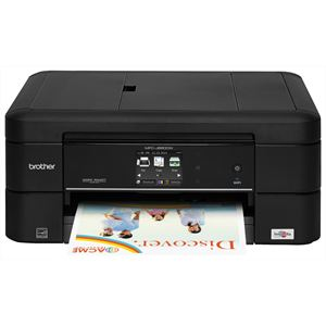 Work Smart Compact Inkjet All-In-One Printer