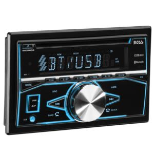 Double Din CD/MP3 Player w/ Bluetooth & Remote