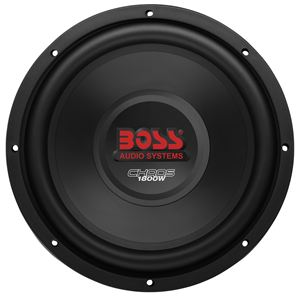 "12"" Subwoofer with Dual Voice Coil"