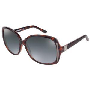 Women's Classic Rectangle Sunglasses - Tortoise