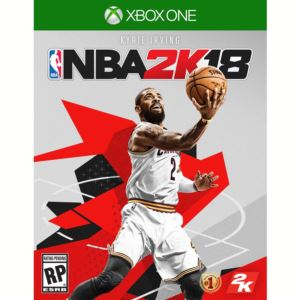 NBA 2K18 Basketball game for Xbox One and X consoles