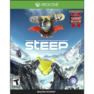 Steep game for Xbox One S and X consoles