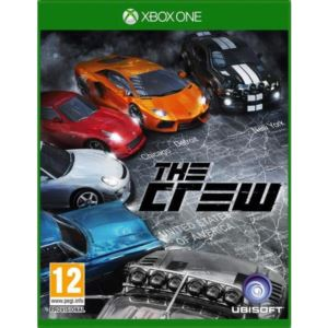 The Crew game for Xbox One S and X consoles