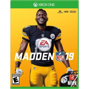 Madden 2019 Game for Xbox