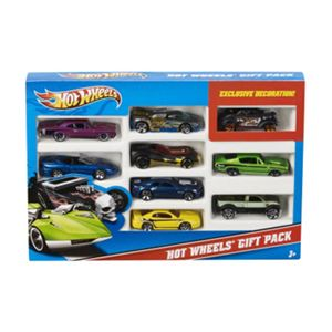 Hot Wheel Multipack