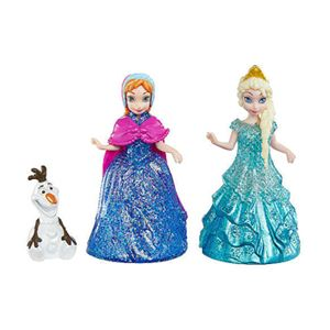 Anna,Elsa,Olaf Collection
