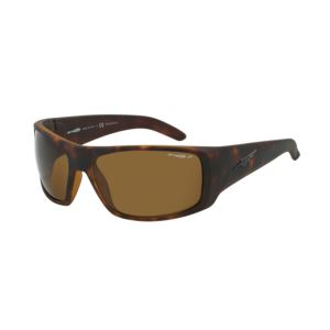 Polarized La Pistola Sunglasses - Fuzzy Havana/Polarized Brown