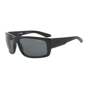 Polarized Grifter Sunglasses - Black/Polarized Grey