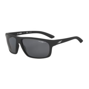 Polarized Burnout Sunglasses - Matte Black/Polarized Grey