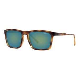 Polarized Shyguy Sunglasses - Havana/Emerald Iridium
