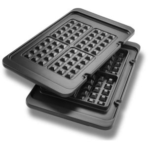 Waffle Plates for Livenza Electric All-Day Grill