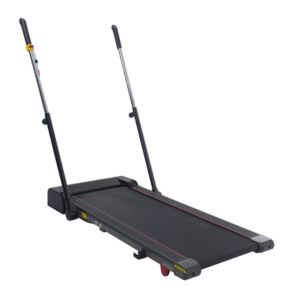 Slim Folding Treadmill Trekpad w/ Arm Exercisers
