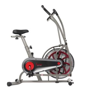 Motion Air Fan Exercise Bike w/ Unlimited Resistance & Device Holder