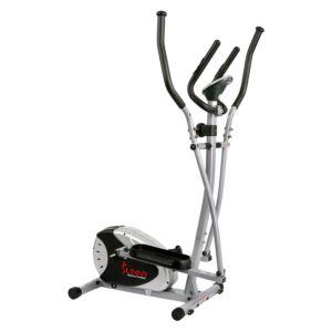 Magnetic Elliptical Bike Machine w/ 8 Level Resistance & Digital Monitor
