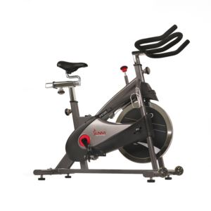 Clipless Pedal Premium Indoor Exerise Cycling Bike w/ Chain Drive