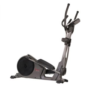 Magnetic Elliptical Machine w/ Programmable Monitor & Heart Rate Monitoring