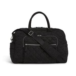 Iconic Weekender Travel Bag - (Black)