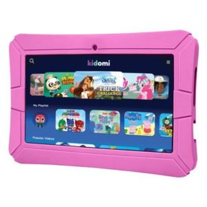 HighQ Learning Tab, 10-inch Kids Tablet, 32GB, Quad Core - Water Resistant - Pink